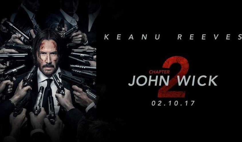 John Wick Chapter 2 จอห์น วิค แรงกว่านรก 2 2017