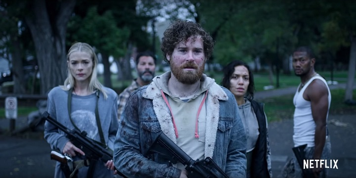 BLACK SUMMER Trailer Season 1 (2019) Netflix Series