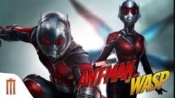 Ant-Man 2 แอนท์แมน 2 และ เดอะ วอสพ์ 2018