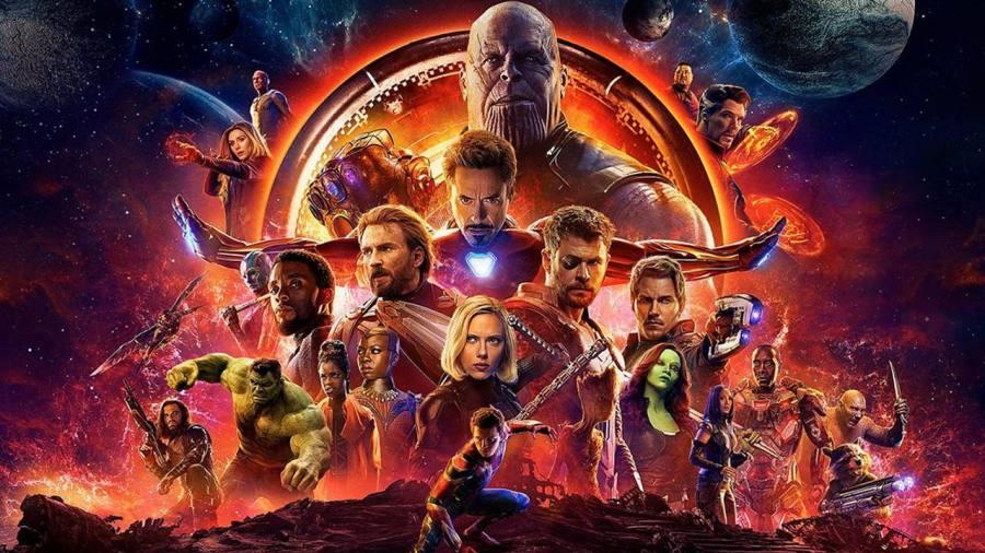 Avengers 3 Infinity War อเวนเจอร์ส 3 มหาสงครามล้างจักรวาล 2018 HD