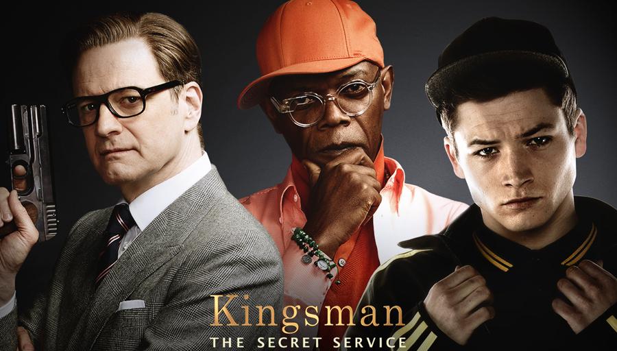 Kingsman The Secret Service คิงส์แมน โคตรพิทักษ์บ่มพยัคฆ์ 2014