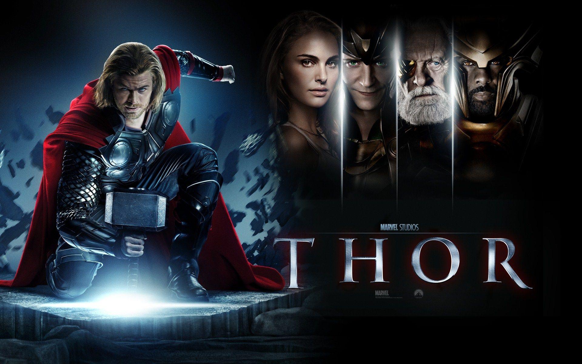 Thor ธอร์ เทพเจ้าสายฟ้า 2011