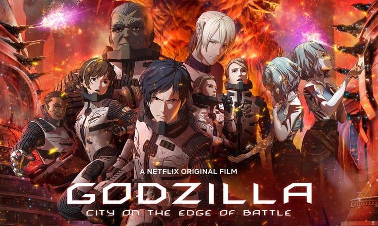 Godzilla City on the Edge of Battle ก็อดซิลล่า สงครามใกล้ปะทุ 2018