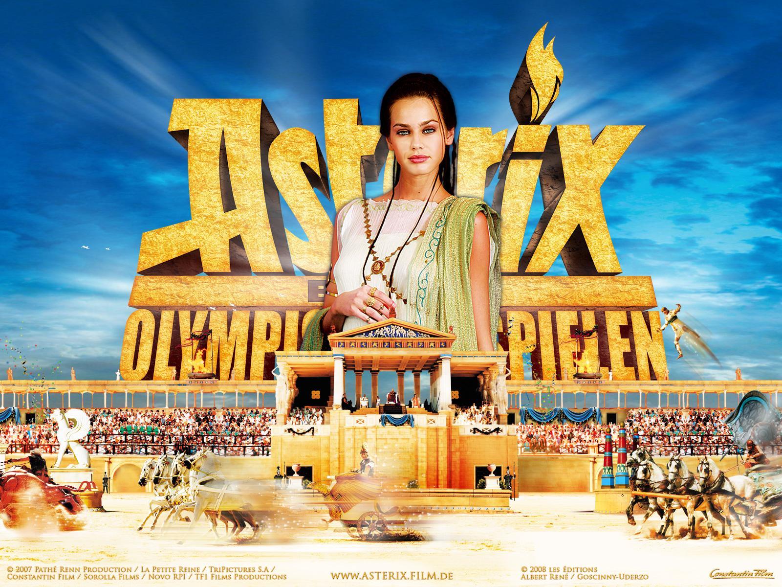 Asterix at the olympic games เปิดเกมส์โอลิมปิกสะท้านโลก 2008