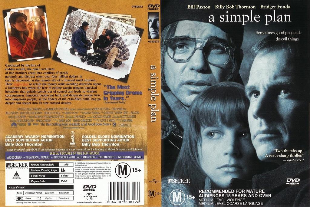 A Simple Plan แผนปล้นไม่ต้องปล้น 1998