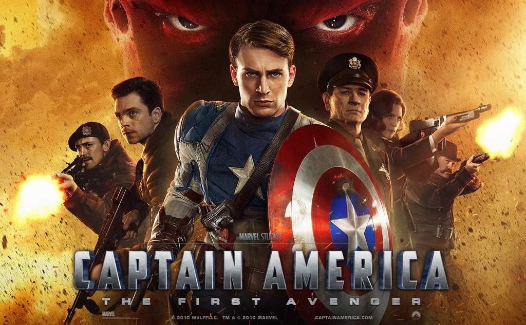 Captain America The First Avenger กัปตันอเมริกา อเวนเจอร์ที่ 1 2011