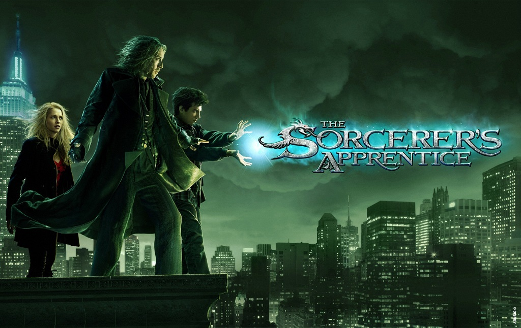 The Sorcerer s Apprentice ศึกอภินิหารพ่อมดถล่มโลก 2010 HD