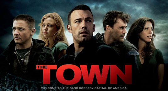 The Town เดอะ ทาวน์ ปล้นสะท้านเมือง 2010 HD
