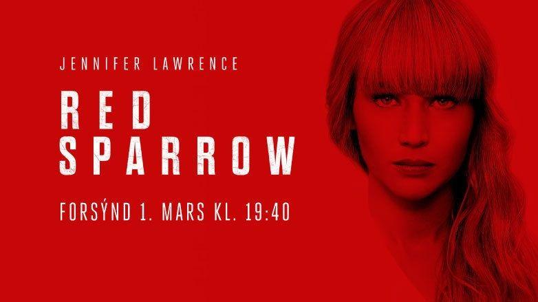 Red Sparrow เรด สแปร์โรว์ หญิงร้อนพิฆาต 2018