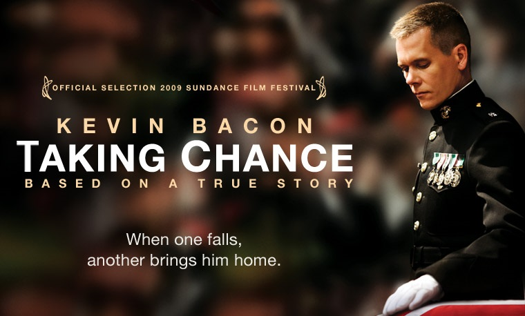 Taking Chance ด้วยเกียรติ แด่วีรบุรุษ 2009