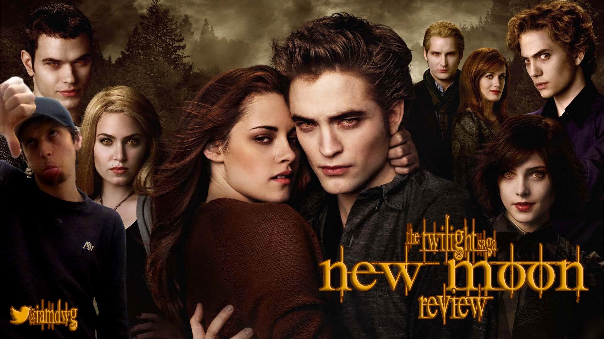 The Twilight Saga New Moon แวมไพร์ ทไวไลท์ 2 2009