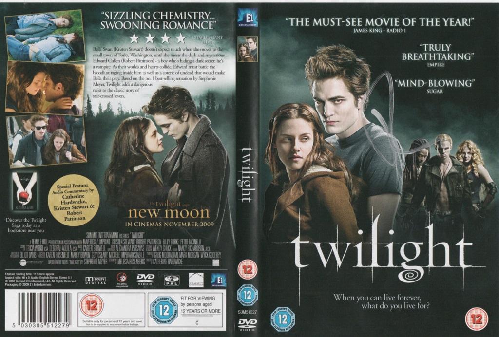 Twilight แวมไพร์ ทไวไลท์ 1 2008