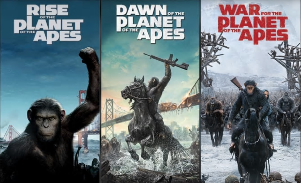 Dawn of The Planet of The Apes รุ่งอรุณแห่งพิภพวานร 2014