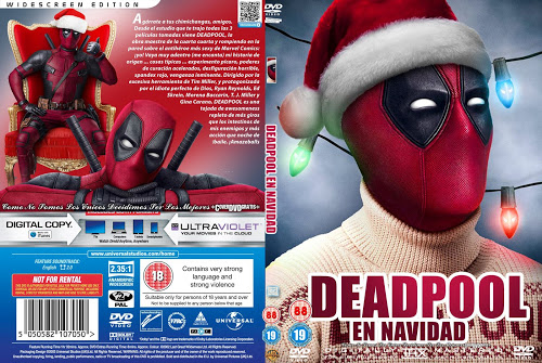 Deadpool Holiday Edition เดดพูล 2016