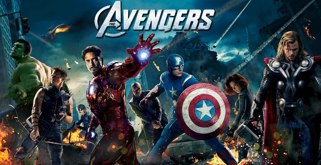 The Avengers ดิ อเวนเจอร์ส 2012