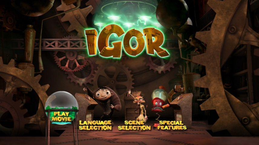 Igor อีกอร์ อัจฉริยะพลังมหึมา 2008