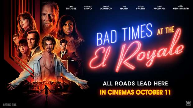 Bad Times at the El Royale ห้วงวิกฤตที่ เอล โรแยล 2018