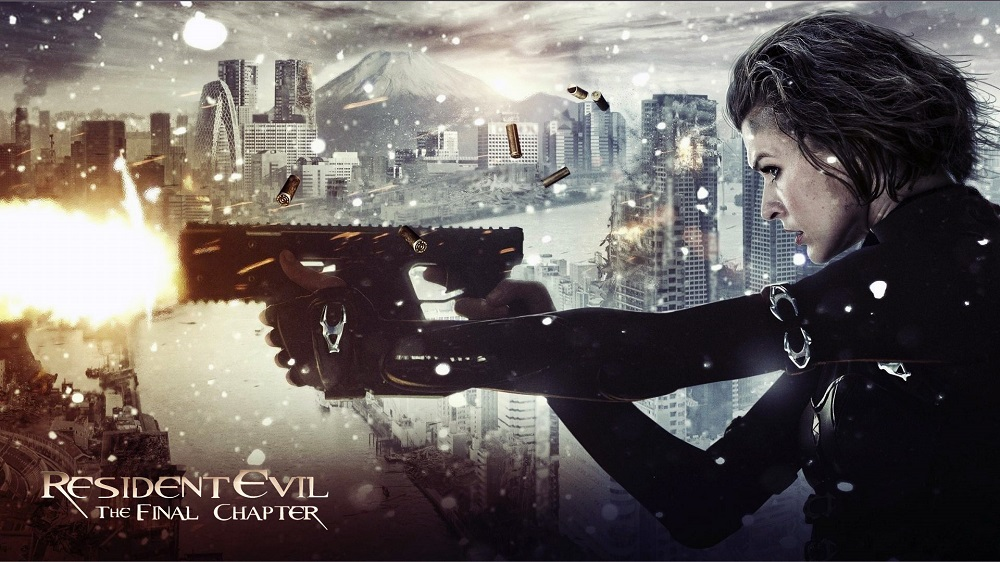 Resident Evil 6 The Final Chapter อวสานผีชีวะ 2017