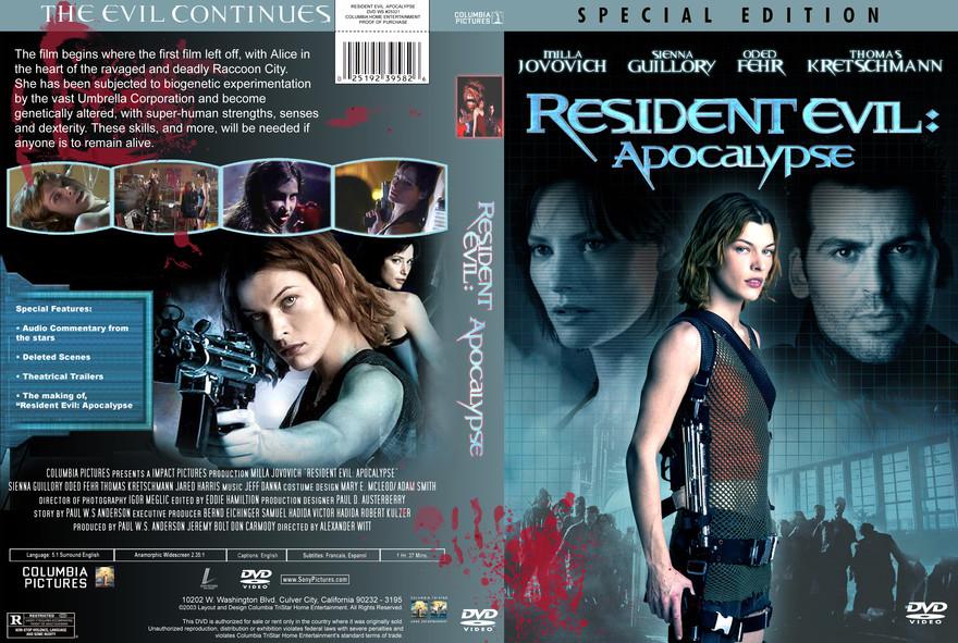 Resident Evil 2 Apocalypse ผีชีวะ 2 ผ่าวิกฤตไวรัสสยองโลก 2004