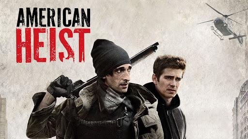 American Heist โคตรคนปล้นระห่ำเมือง 2014