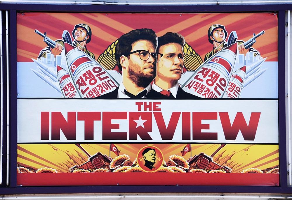 The Interview ดิ อินเตอร์วิว บ่มแผนบ้าไปฆ่าผู้นำ 2014