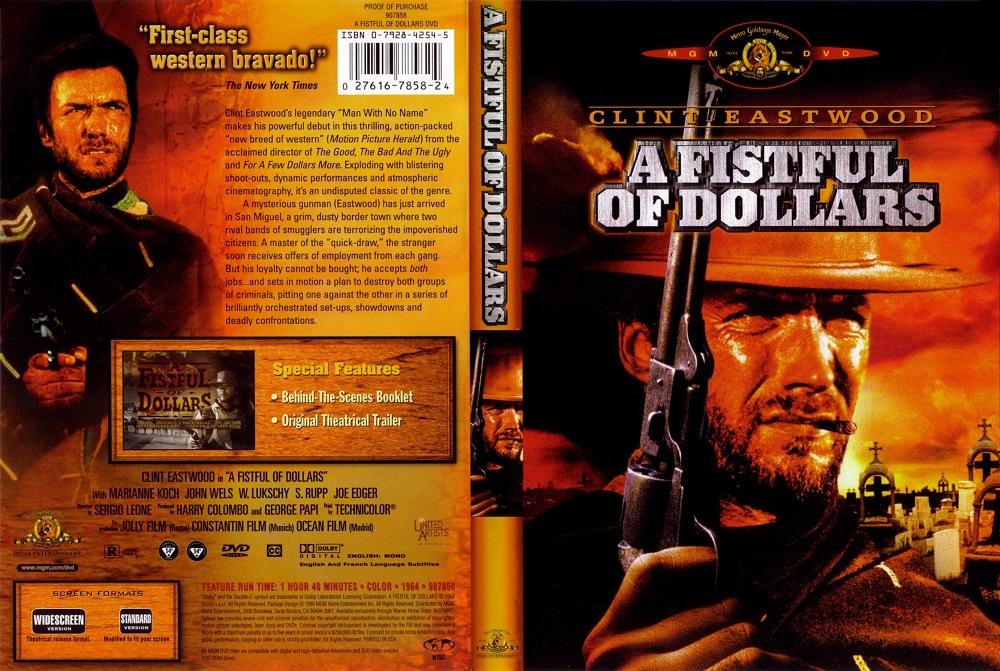 A Fistful of Dollars นักฆ่าเพชรตัดเพชร 1964
