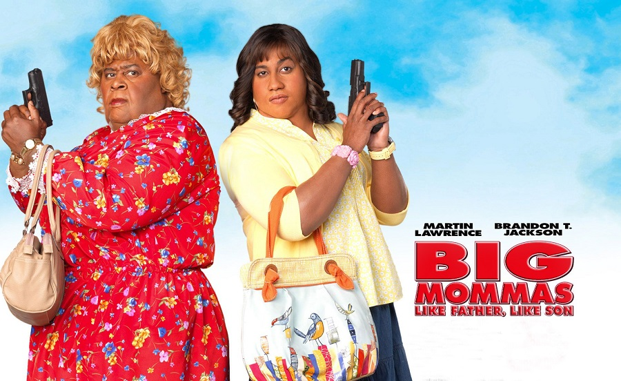 Big Mommas Like Father, Like Son บิ๊กมาม่าส์ 3 พ่อลูกครอบครัวต่อมหลุด 2011