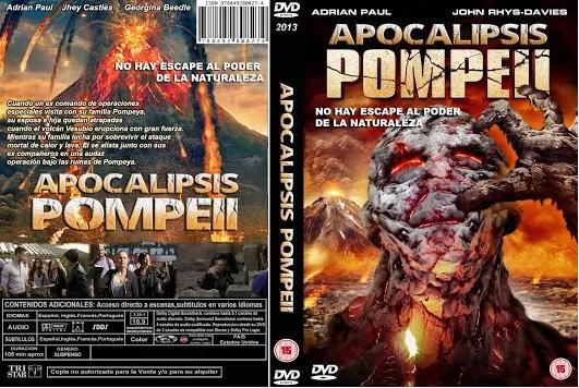 Apocalypse Pompeii ลาวานรกถล่มปอมเปอี 2014