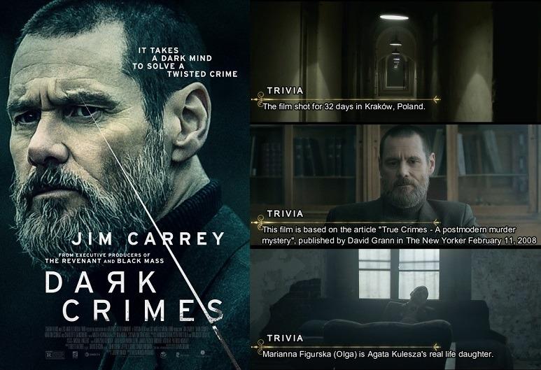 Dark Crimes วิปริตจิตฆาตกร 2016