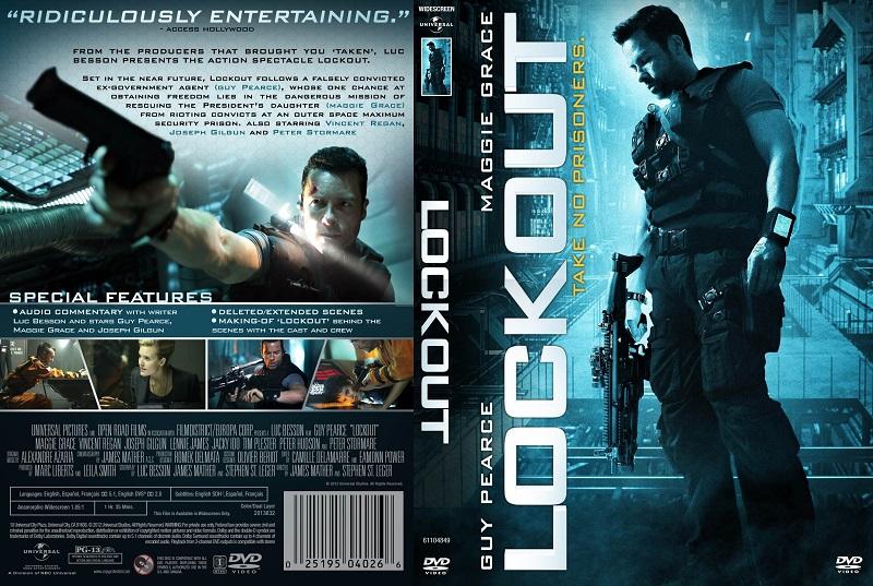 Lockout แหกคุกกลางอวกาศ 2012