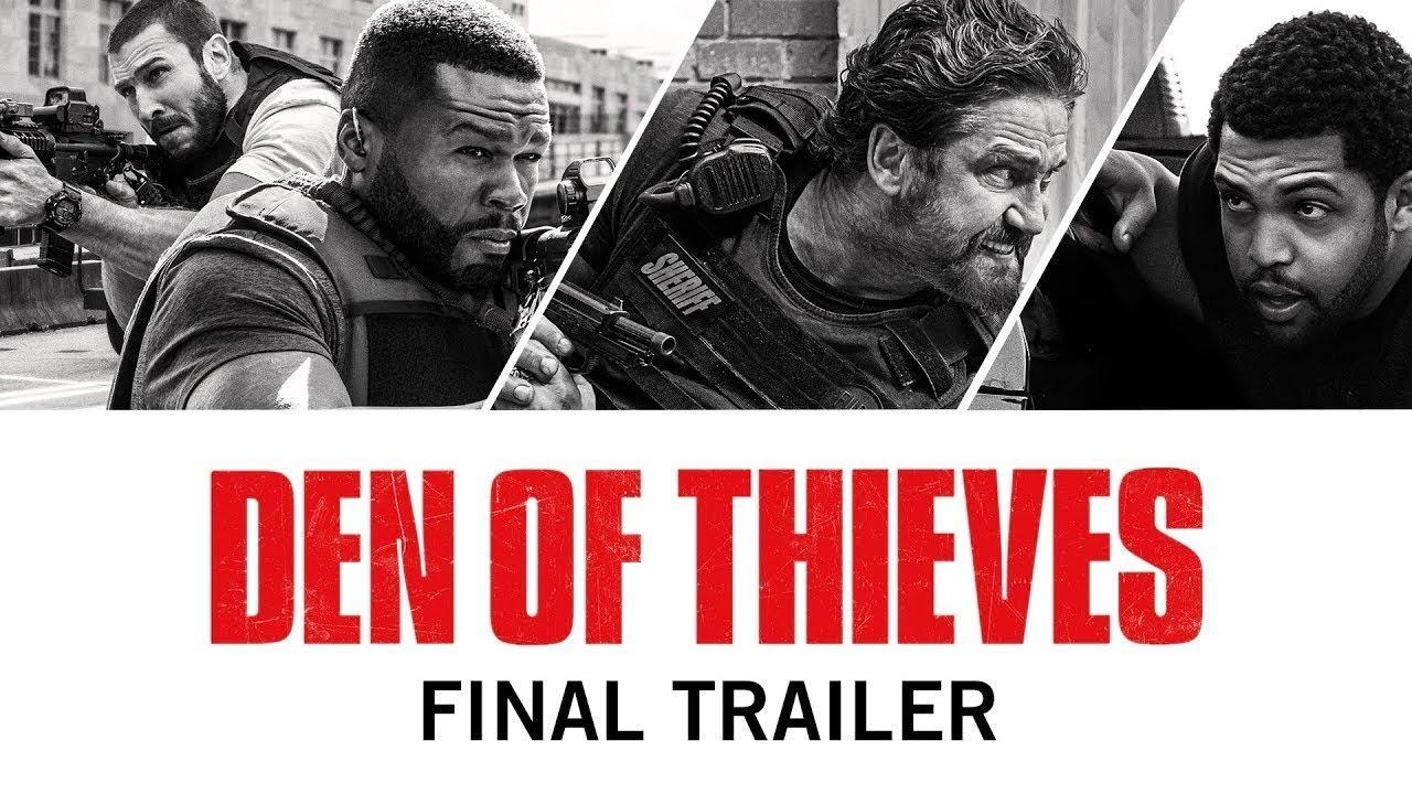 Den of Thieves โคตรนรกปล้นเหนือเมฆ 2018