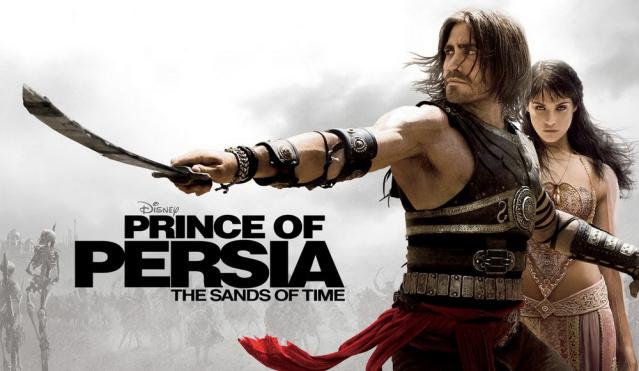 Prince Of Persia มหาสงครามทะเลทรายแห่งกาลเวลา 2010
