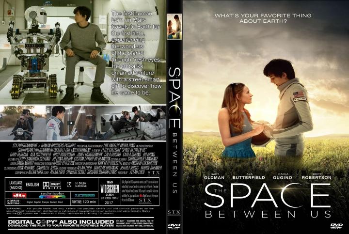 The Space Between Us รักเราห่างแค่ดาวอังคาร 2016