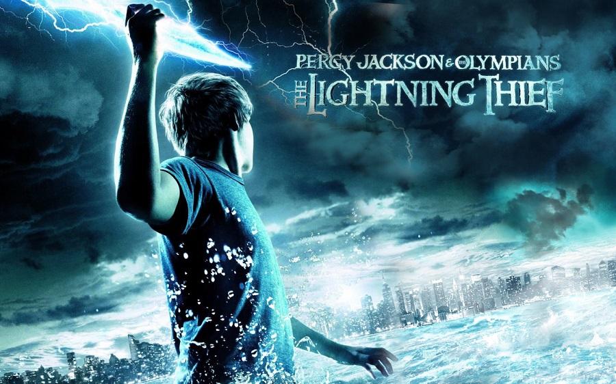Percy Jackson & the Olympians The Lightning Thief เพอร์ซีย์ แจ็กสัน กับสายฟ้าที่หายไป 2010