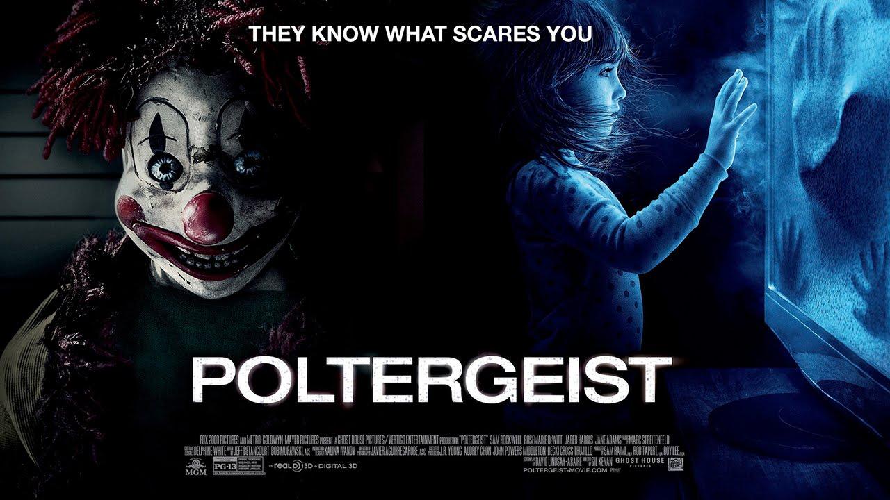 Poltergeist โพลเตอร์ไกสท์ วิญญาณขังสยอง 2015