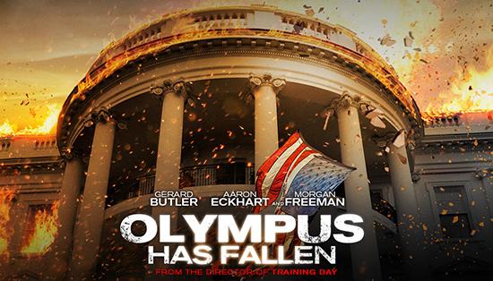 Olympus Has Fallen ฝ่าวิกฤติ วินาศกรรมทำเนียบขาว 2013