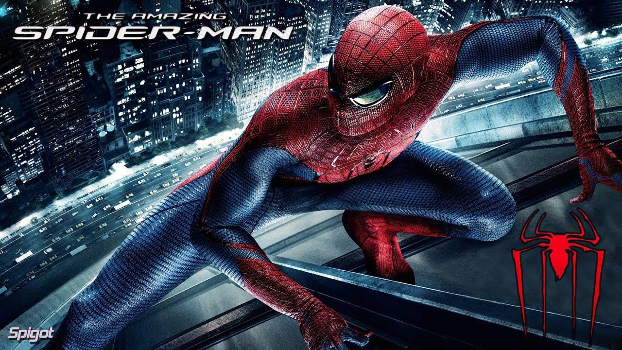The Amazing Spider-Man ดิ อะเมซิ่ง สไปเดอร์แมน 2012
