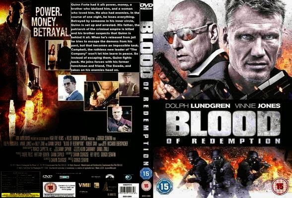 Blood of Redemption บัญชีเลือดล้างเลือด 2013