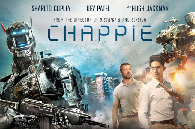 Chappie จักรกลเปลี่ยนโลก 2015