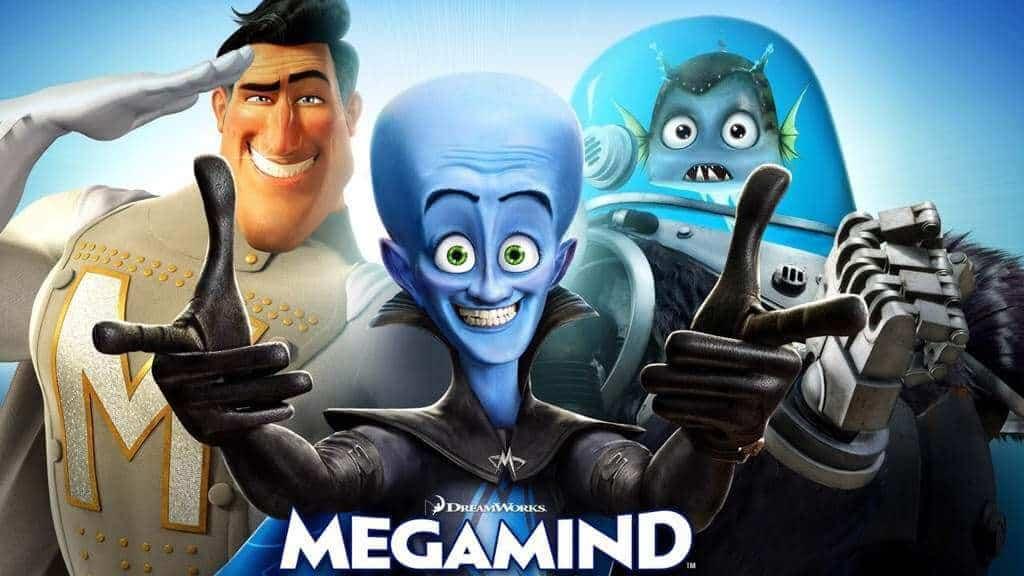 Megamind จอมวายร้ายพิทักษ์โลก 2010