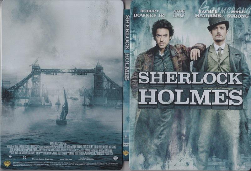 Sherlock Holmes 1 เชอร์ล็อค โฮล์มส์ ดับแผนพิฆาตโลก 2009