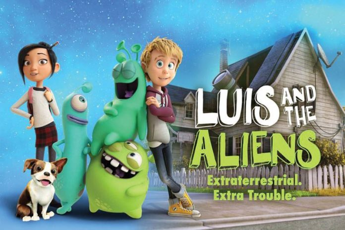 Luis and The Aliens หลุยส์ตัวแสบ กับแก๊งเอเลี่ยนตัวป่วน 2018