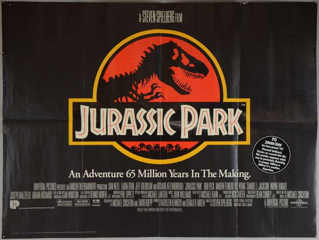 Jurassic Park 1 กำเนิดใหม่ไดโนเสาร์ 1993