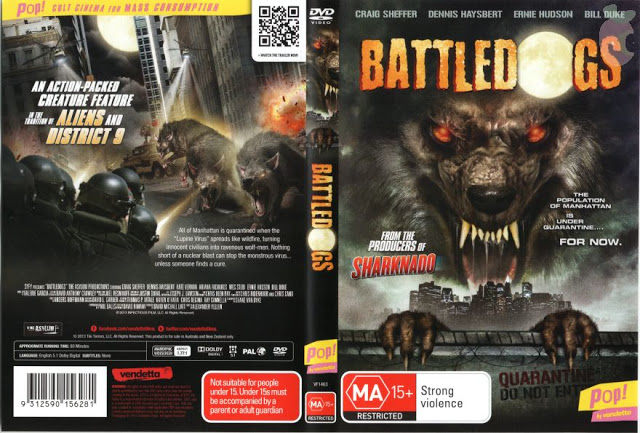 Battledogs สงครามแพร่พันธุ์มนุษย์หมาป่า 2013