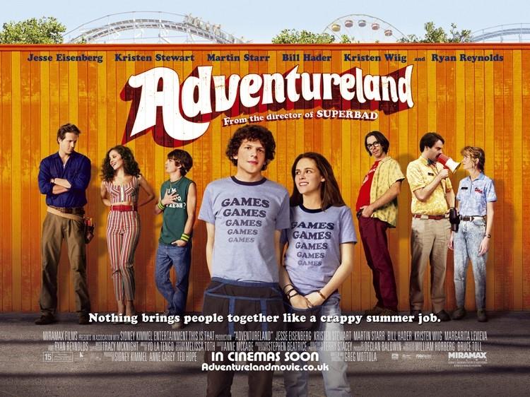 Adventureland แอดเวนเจอร์แลนด์ ซัมเมอร์นั้นวันรักแรก 2009