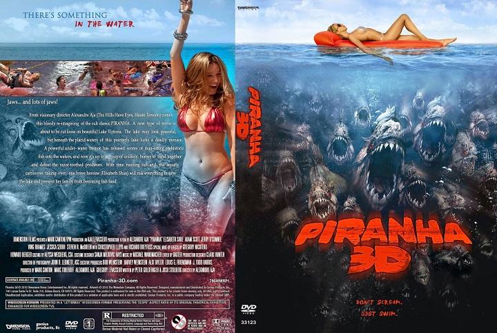 Piranha 3D ปิรันย่า กัดแหลกแหวกทะลุ 2010