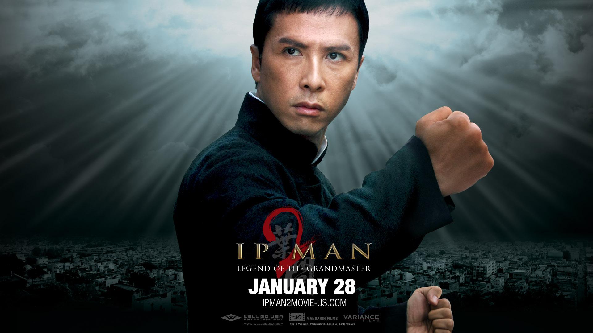 Ip Man 2 Legend of the Grandmaster ยิปมัน 2 เจ้ากังฟู สู้ยิปตา 2010