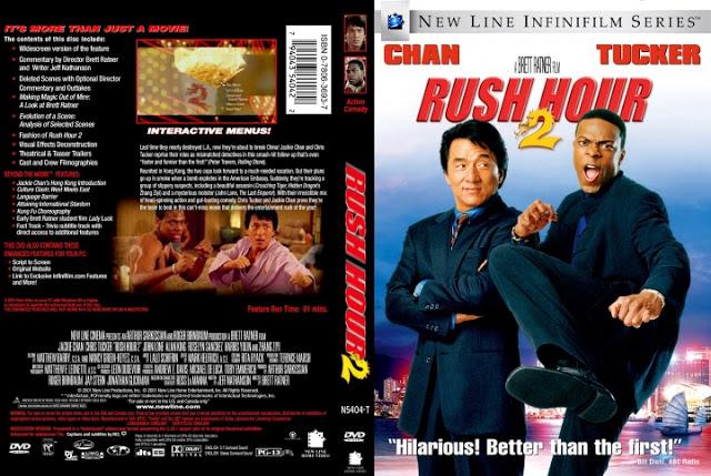 Rush Hour 2 คู่ใหญ่ฟัดเต็มสปีด ภาค 2 2001