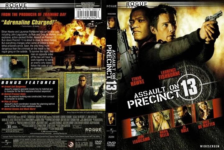 Assault on Precinct 13 สน.13 รวมหัวสู้ 2005