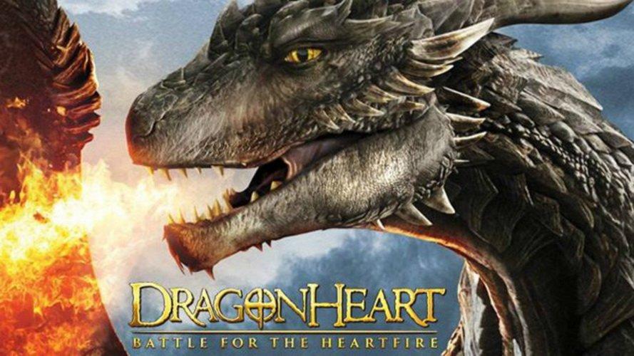 Dragonheart 4 Battle for the Heartfire ดราก้อนฮาร์ท 4 มหาสงครามมังกรไฟ 2017